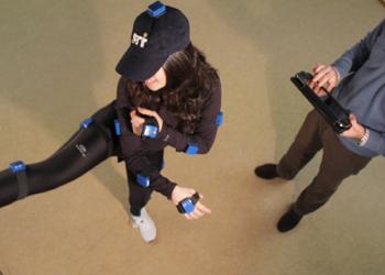 iSen motion capture system