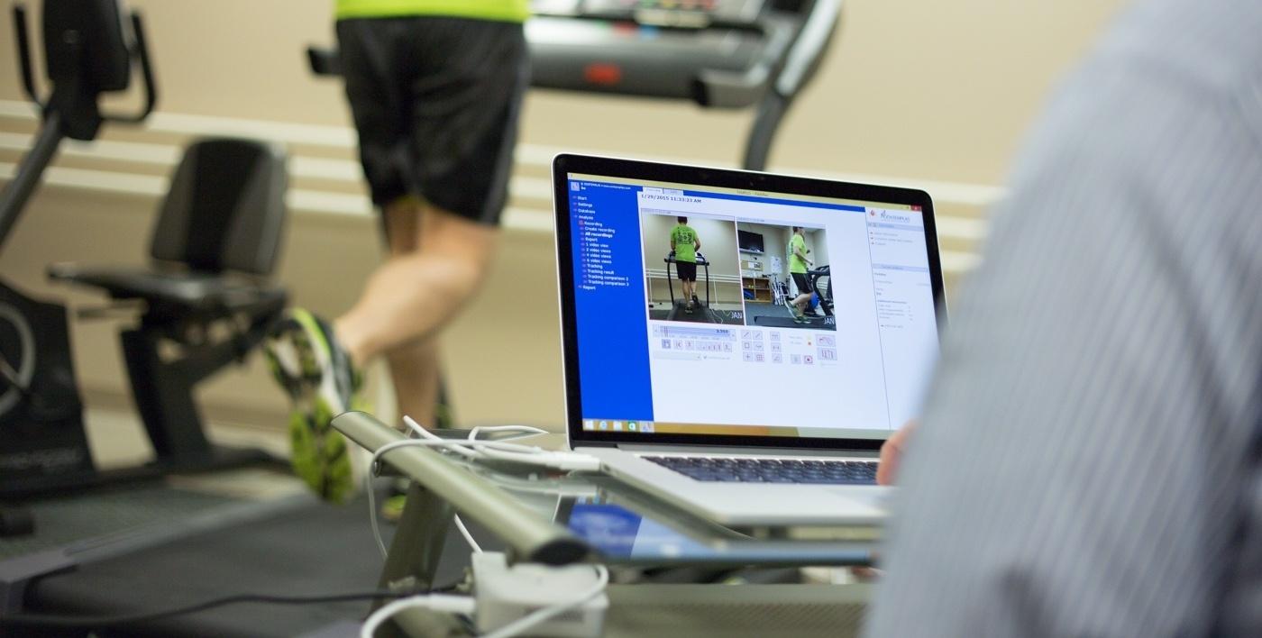 video running analysis