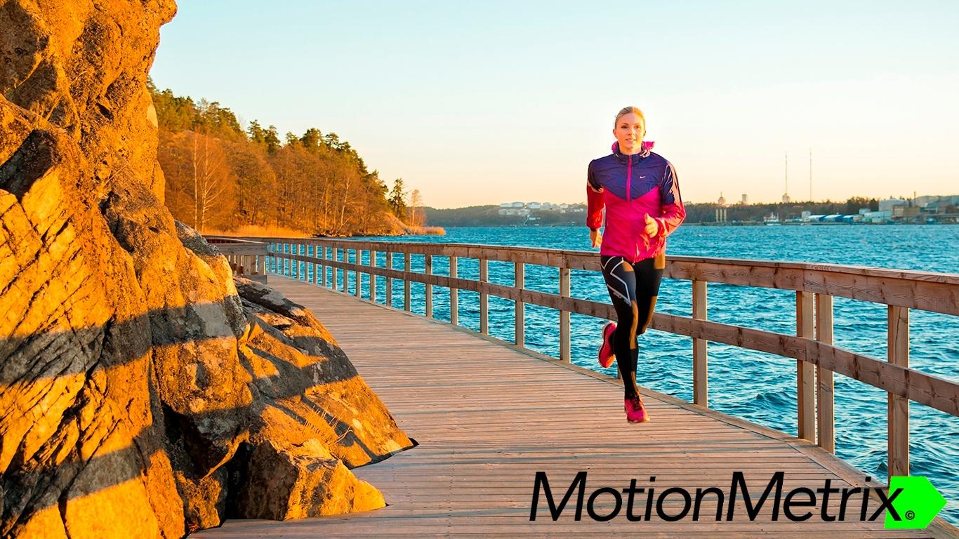 MotionMetrix Running Software