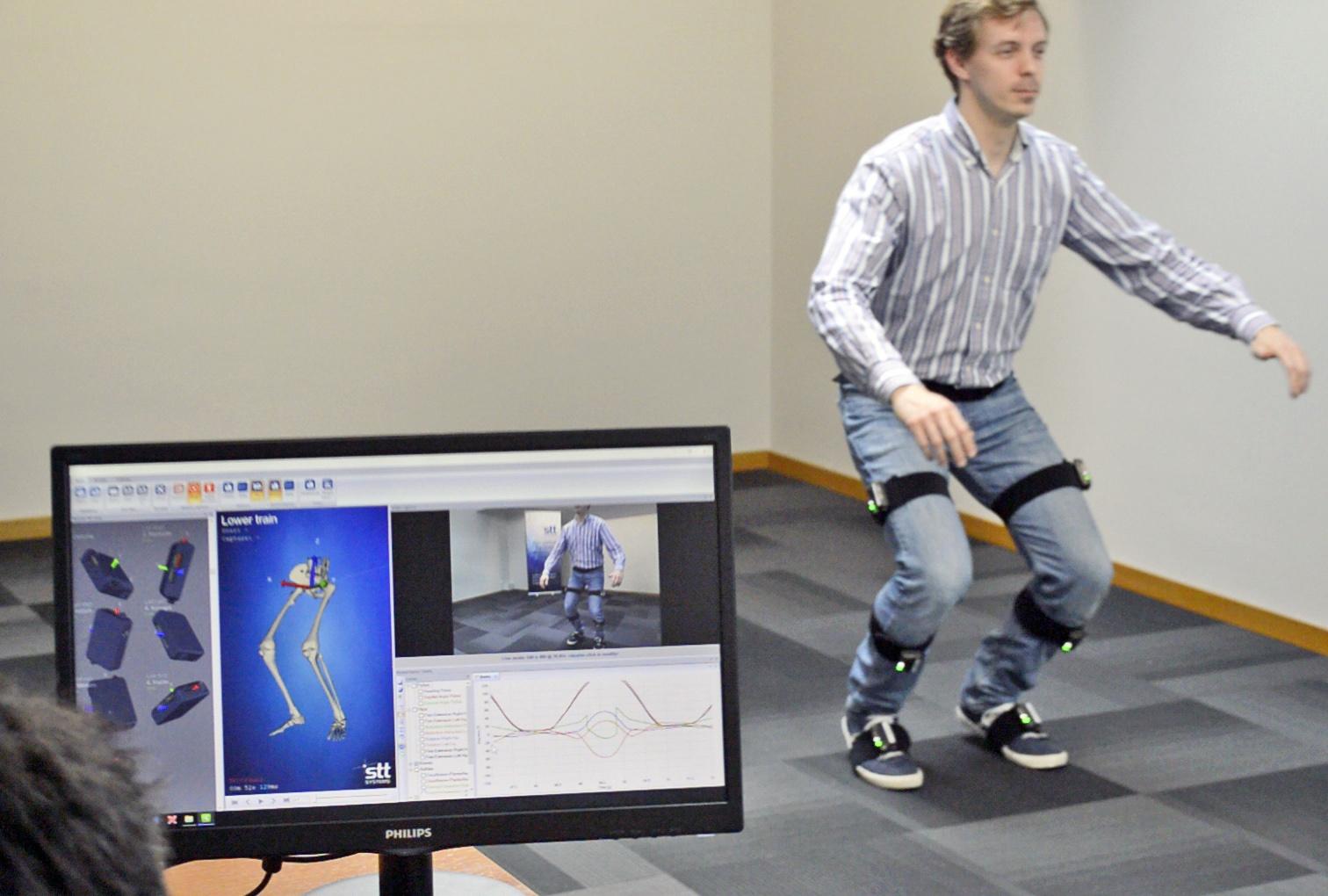 iSen Lower Limb Analysis