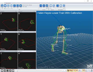 3DMA Motion Capture