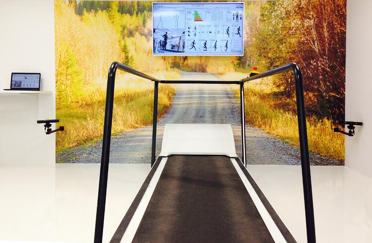 3D Gait Analysis Treadmill