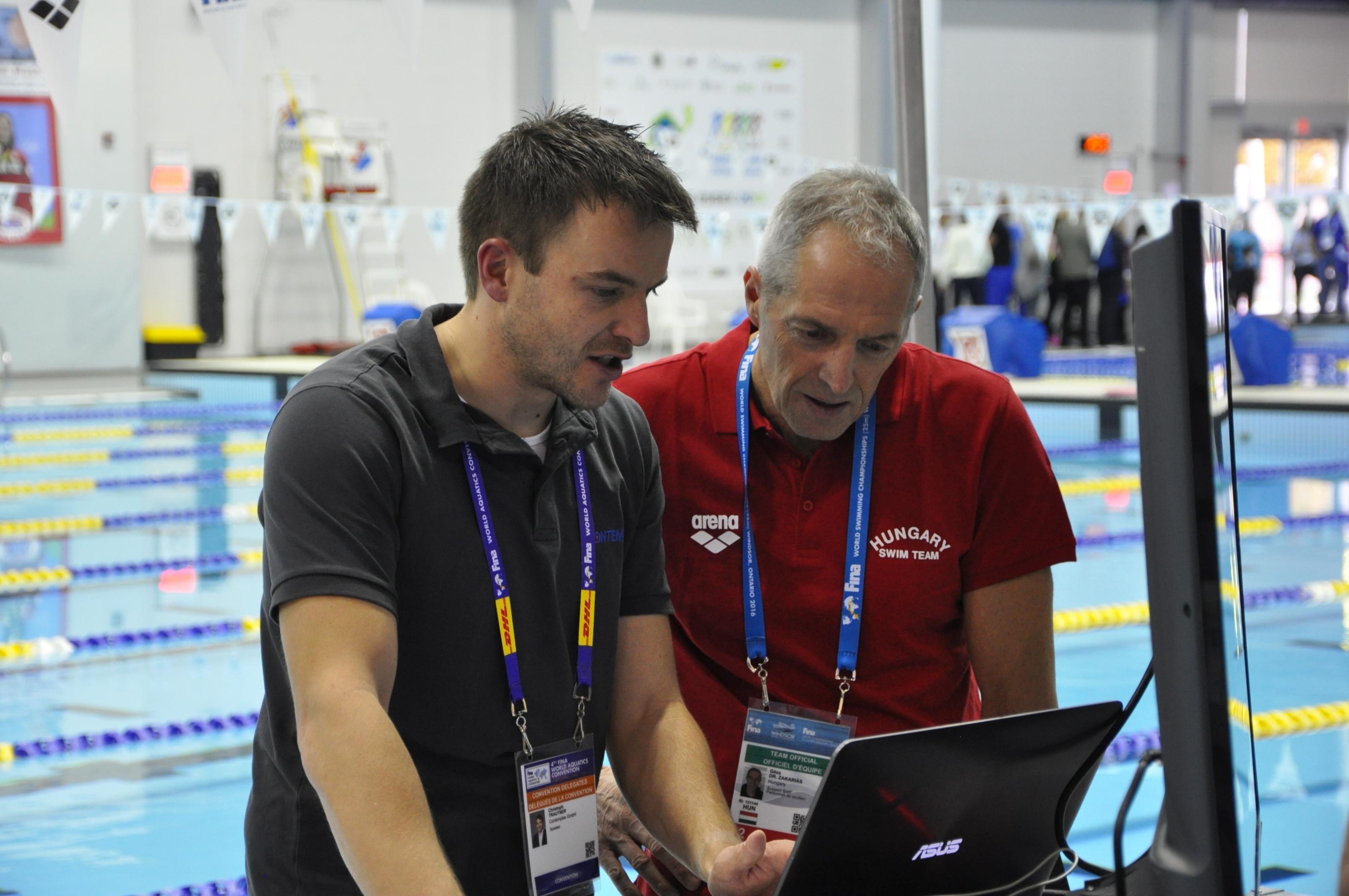 2016 FINA World Aquatics Convention: Recap